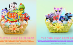 VTech Big Kids and Little Kids Easter Prize Packs